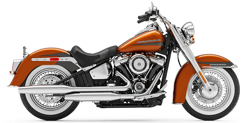 New 2020 Harley-Davidson Deluxe