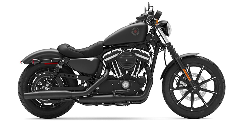 New 2020 Harley-Davidson Iron 883